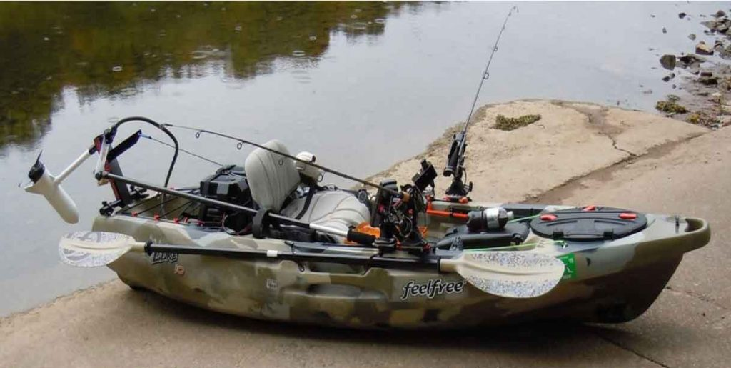Why You Should Have a Trolling Motor on Your Boat