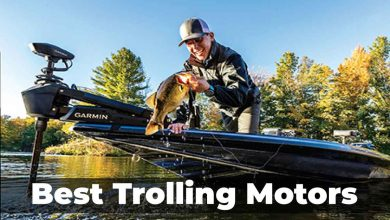 Best Trolling Motors for Kayak