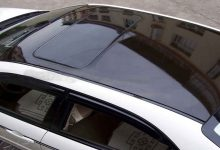 How to Paint a Car Roof